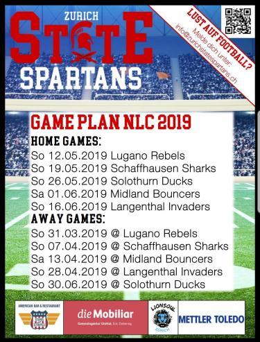 Season Plan 2019